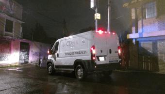 Asesinan a 6 personas en CDMX, durante la noche