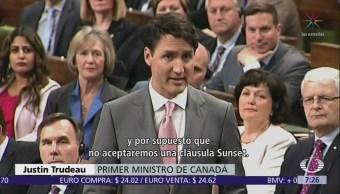 Canadá, listo para enfrentar el peor escenario en negociaciones TLCAN