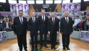 Alistan en el INE detalles del tercer debate presidencial