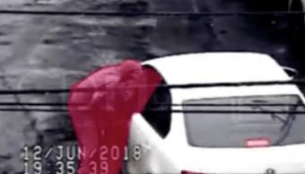 Captan Robo Automovilista Miguel Hidalgo, Asalto Automovilista, Delegación Miguel Hidalgo, Asaltos CDMX, Crímenes, Colonia 16 De Septiembre