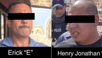 EU entrega a dos hombres solicitados por Sonora y Zacatecas