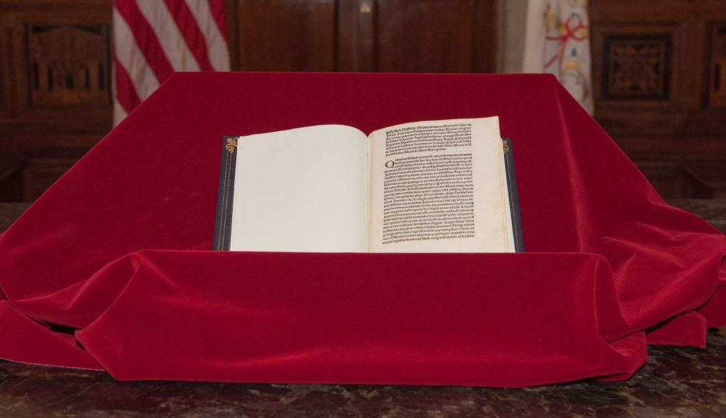 'Carta Colón' regresa a Biblioteca Vaticana tras robo