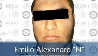 Detienen a presunto integrante de grupo criminal en Jalisco