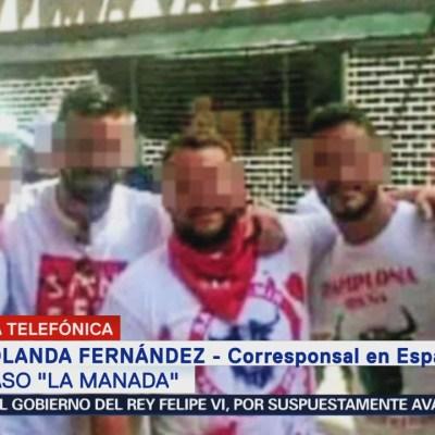 Caso 'La Manada' genera oleada de indignación en España