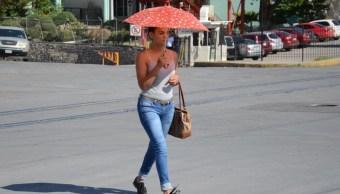 Mantienen alerta amarilla calor en municipios de Chihuahua