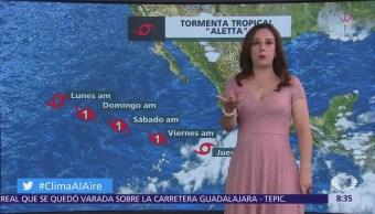 Clima Al Aire: Prevén lluvias y tormentas eléctricas en Valle de México