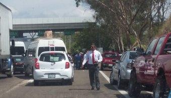 CNTE mantiene bloqueos y movilizaciones en Oaxaca y Chiapas