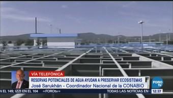 Conabio rechaza presunta privatización del agua en México