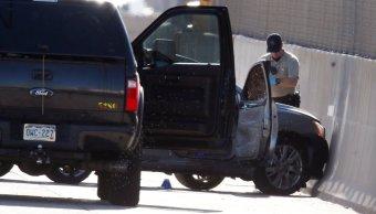 Conductor Uber mata tiros pasajero Denver