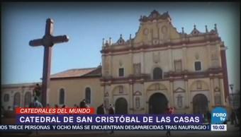 Conozca la catedral de San Cristóbal Mártir de Chiapas