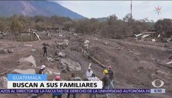 Continúa alerta roja en Guatemala por el Volcán de Fuego