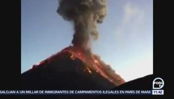 Continúa la emergencia en Guatemala
