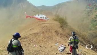 Labores Búsqueda Mineros Desaparecidos Chihuahua