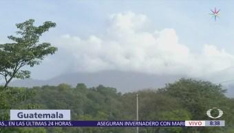 Continúan las labores de rescate en Guatemala