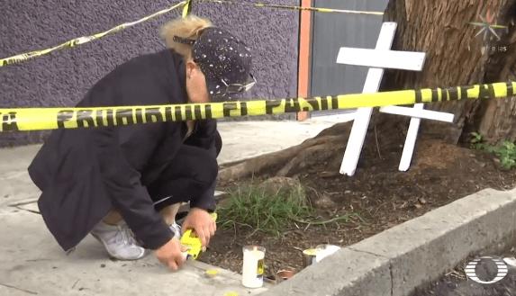 Videocámara capta asesinato de niña y su abuelo en la Del Valle
