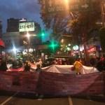 Damnificados del 19S bloquen Insurgentes y Xola