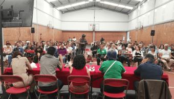Damnificados demandan acceso al proyecto de reconstrucción