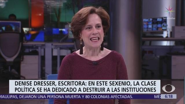 Denise Dresser Presenta Manifiesto Mexicano Despierta