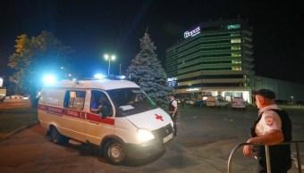 Desalojan hotel sede mundialista Rostov amenaza bomba