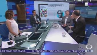 Julio Patán recomienda cine y libros