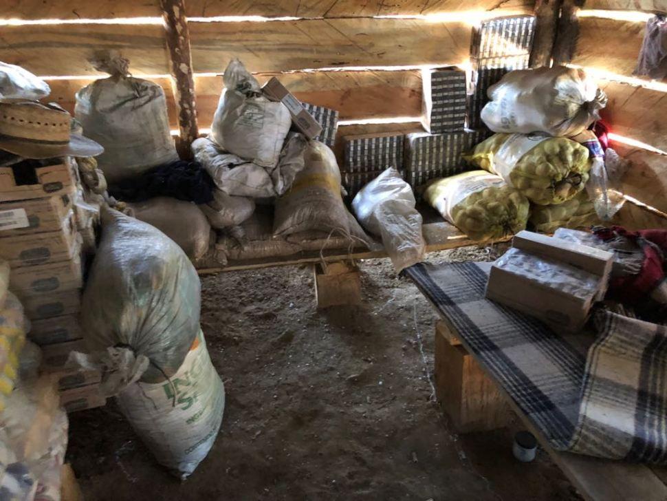 Destruyen campamentos del crimen organizado en Chihuahua