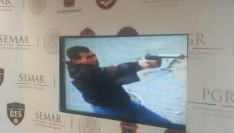 Detienen a 'El Mosco', presunto asesino de comandante