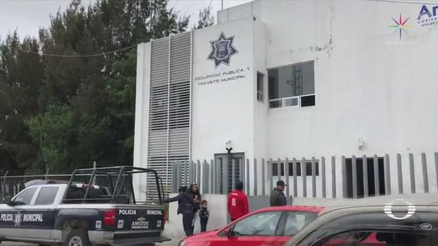 Detienen mandos policiales asesinato de elementos