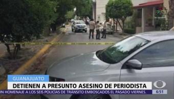 Detienen al presunto asesino de la periodista Alicia Díaz González