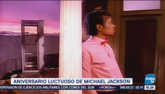Aniversario Luctuoso Michael Jackson
