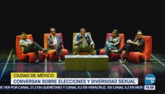 Diversidad Sexual Nuevo Gobierno Comunidad LGBTTTI