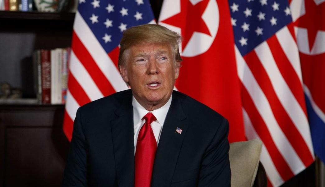 Nominan a Trump para premio Nobel de Paz