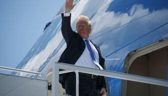 Trump viaja a Singapur para reunirse con Kim