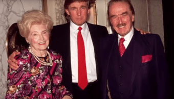 Donald Trump Mary Anne MacLeod Presidente Estados Unidos
