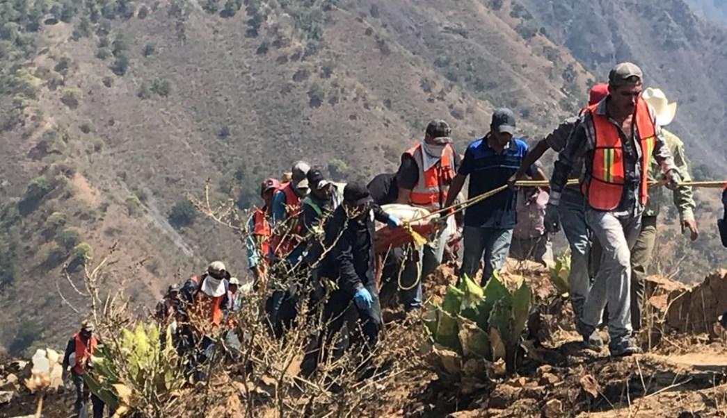 suman dos cuerpos rescatados mina rio tinto chihuahua