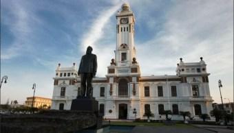 centro de alerta de tsunamis alterno, en puerto de Veracruz