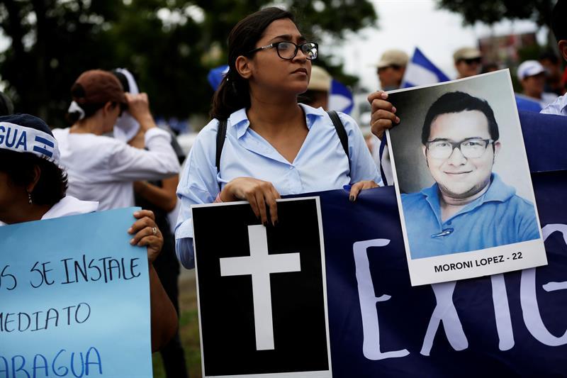 México llama al cese de la violencia en Nicaragua