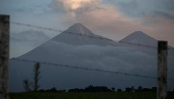 Volcán de Fuego registra nueve explosiones por hora