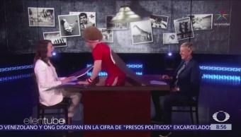 Ellen Degeneres asusta a la actriz