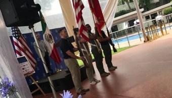 Embajada de EU en México celebra anticipadamente aniversario