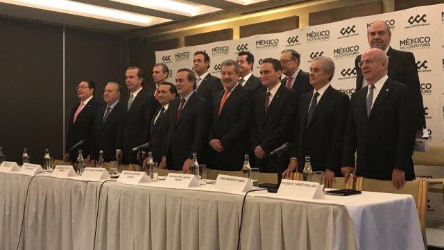 CCE hace preguntas y propuestas a candidatos presidenciales