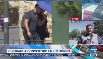 Chihuahua, 47 Grados Sombra Algunos Municipios