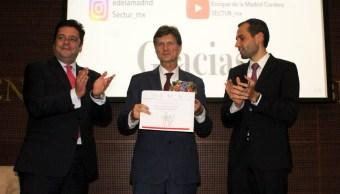 De la Madrid asegura que elección definirá el rumbo del país