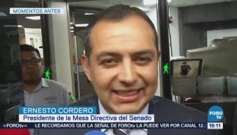 Ernesto Cordero Pide Procurador Actúe Caso Anaya