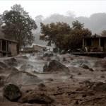 Erupción Volcán Fuego convierte pueblos cementerios