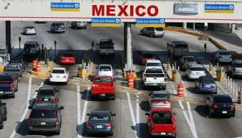 Estados Unidos frontera México sistema reconocimiento facial