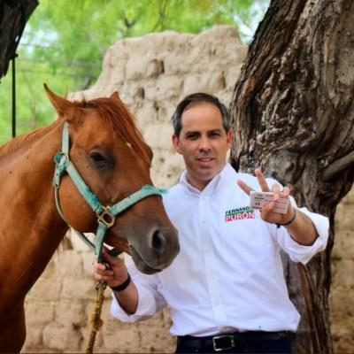 Asesinan a Fernando Purón, candidato a diputado federal del PRI en Coahuila