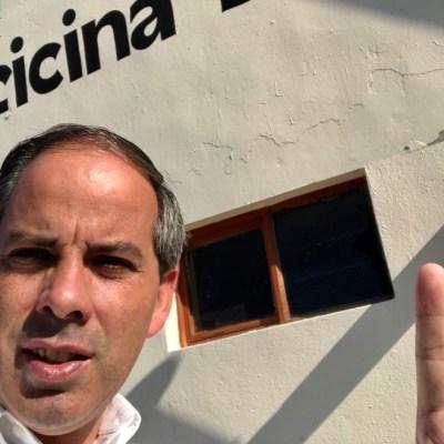 FOTO: Detención del presunto responsable de homicidio del candidato, Fernando Purón Johnston, el 21 de enero de 2020