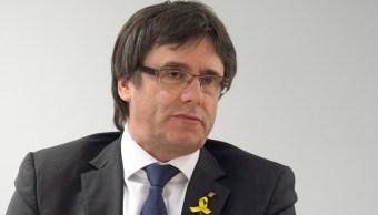 Fiscalía de Alemania pide extradición de Puigdemont a España