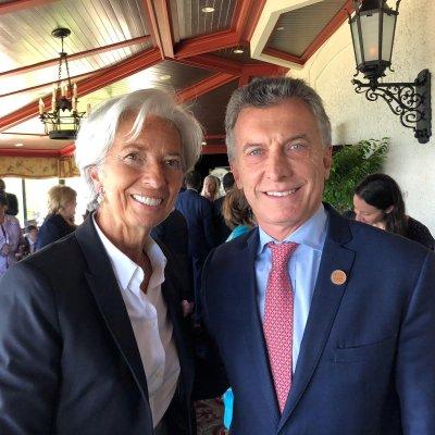 FMI aprueba financiamiento por 50 mil mdd a Argentina