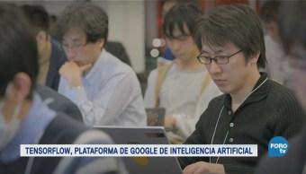 Tensorflow Herramienta Inteligencia Artificial Código Abierto